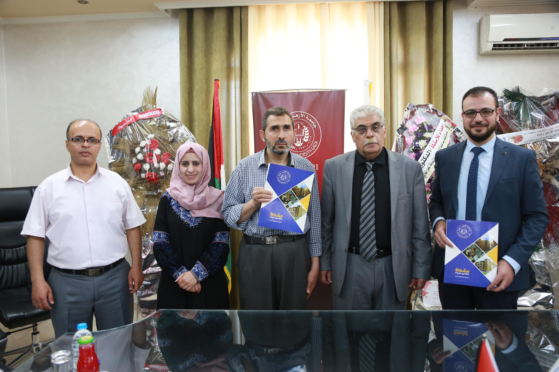 المجلس الأعلى للإبداع والتميز يوقع اتفاقية تمويل مشروع يستهدف ذوي الإعاقة البصرية
