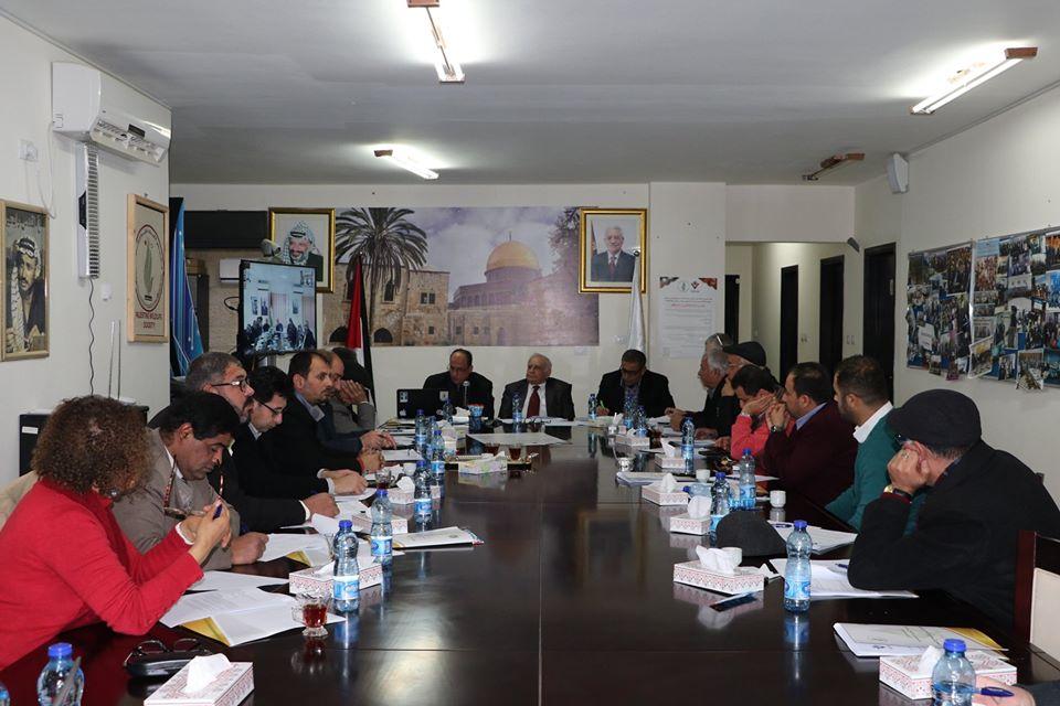 عقد اجتماع للتعريف بالبرنامج البحثي المشترك بين المجلس الأعلى للإبداع والتميز والتوبيتاك