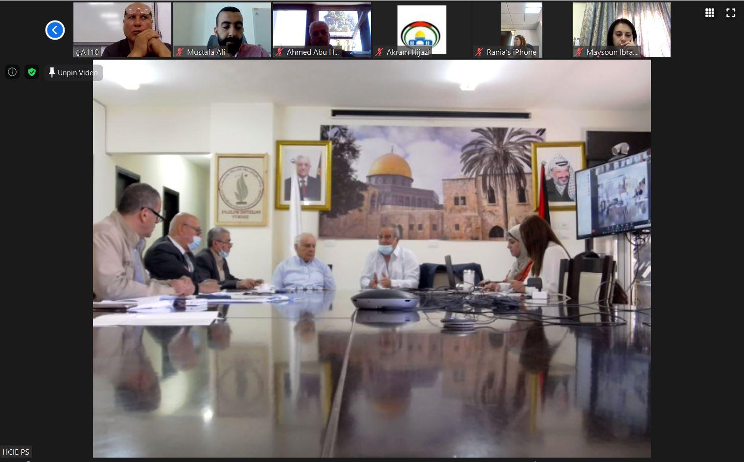المجلس الأعلى للإبداع والتميز يعتمد المسودة الأولى لمقترح تشكيل مجلس الشتات للإبداع