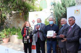 المجلس الاعلى للابداع والتميز يكرم مقيمي النداء الفلسطيني التركي للبحث العلمي والتطوير