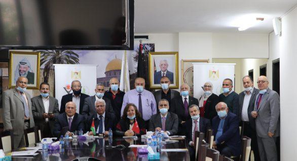 النداء التركي الفلسطيني المشترك لمشاريع البحث العلمي والتطوير