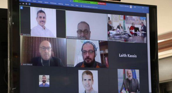 لجنة التطوير التجريبي والاحتضان بالمجلس الأعلى للإبداع والتميز تعقد اجتماعها الخامس