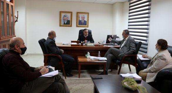 المجلس الأعلى للإبداع والتميز وسلطة الطاقة يبحثان أفق التعاون