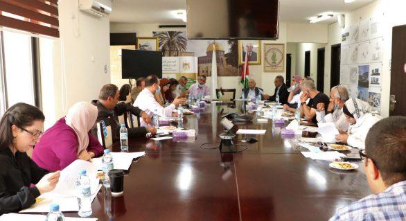 مجموعة الإبداع والتميز تعقد اجتماعها الأول بحضور ممثلين عن 14 مؤسسة وطنية
