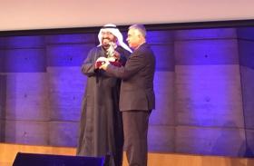 د. حسين الأعرج يشارك في منتدى المستثمر العربي في باريس