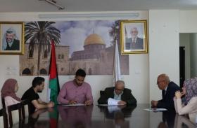 المجلس الأعلى للإبداع والتميز يوقع اتفاقية احتضان لمشروع تحسين كفاءة ضغط أنظمة الطاقة الشمسية